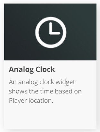 Analog Clockアイコン